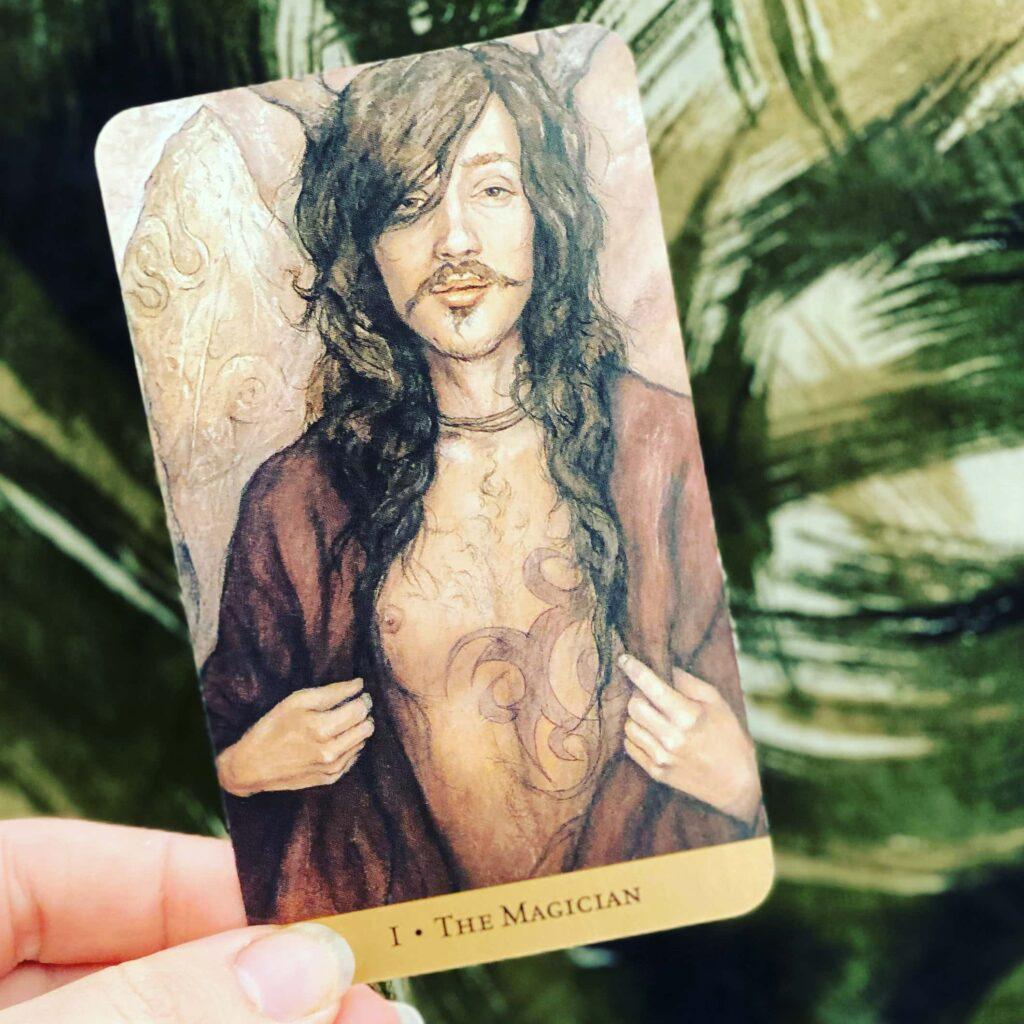 La carta dei Tarocchi: Il Mago